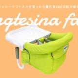 イングリッシーナファスト【レビュー】離乳食のお世話が一番楽なベビーチェア